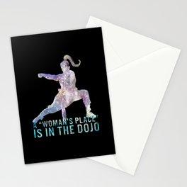 In The Dojo Stationery Cards