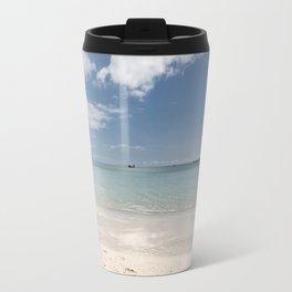 Dream beach Sea Ocean Summer Maritime Navy Travel Mug