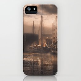 Old Ships iPhone Case