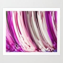 452 - Abstract Petals Design Art Print