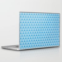 david fleck Laptop & iPad Skins featuring David by zuccheria
