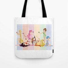 Sailor Moon Pinup - Cupcakes Tote Bag
