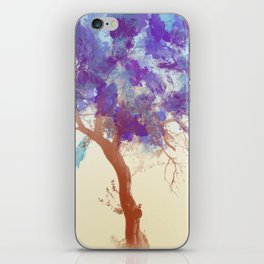 Water Your Tree of Life. iPhone Skin