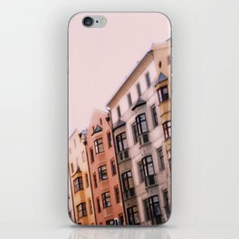 In the Pink City iPhone Skin