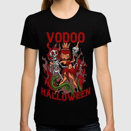 Voodoo Enchant Charm  Bewitch Wizardry Curse Gift  T-shirt