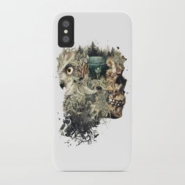 Forest Lake Dreams iPhone Case