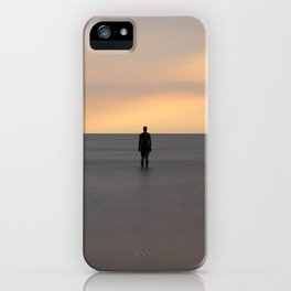 Silent Expectation iPhone Case