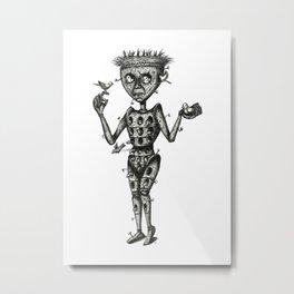 Nestor Metal Print