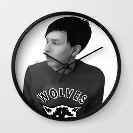Phil Lester Wall Clock