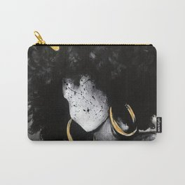 Naturally Queen Carry-All Pouch