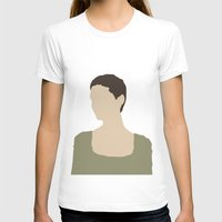 les miserables T-shirts featuring Fantine - Anne Hathaway - Les Miserables by Hrern1313