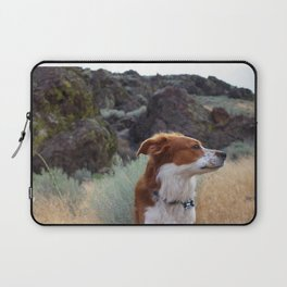 Day Dreaming Dog Laptop Sleeve