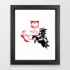 Polish Hussar - Poland - Polska Husaria Framed Art Print