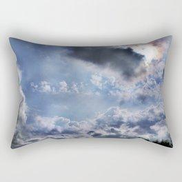 Swell sky Rectangular Pillow
