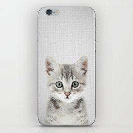 Kitten - Colorful iPhone Skin
