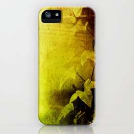 Secret Ivy iPhone Case