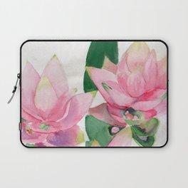 Hidden Lilies Laptop Sleeve