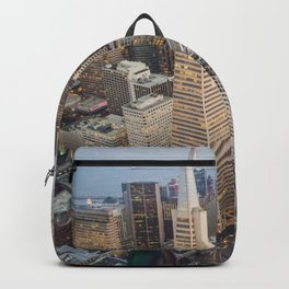 USA Photography - Downtown San Francisco Backpack
