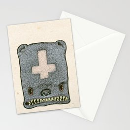 Evil Ted Stationery Cards