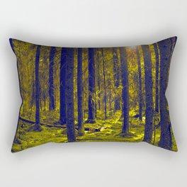 Green Forest #decor #society6 Rectangular Pillow