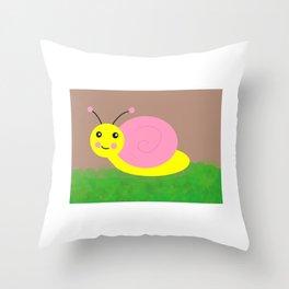 Bed Bug 2 Throw Pillow