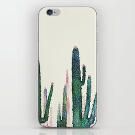 catus vertical iPhone Skin