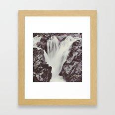 Sooke Pot Holes Framed Art Print
