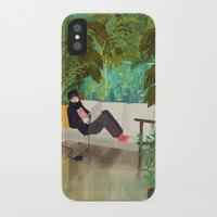 jungle iPhone & iPod Cases featuring jungle by Lara Paulussen