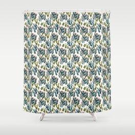 Nopal Cactus Field Shower Curtain
