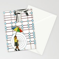 Conforming Future, No Admittance Stationery Cards