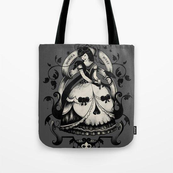 Domina Mori Tote Bag