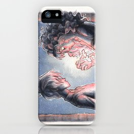 Glow [Dramione] iPhone Case