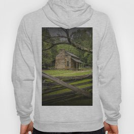 Oliver Log Cabin in Cade's Cove Hoody