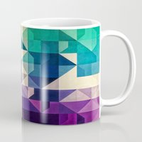 spires Mugs featuring pyrply by Spires