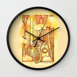 Steam Legacy Wall Clock