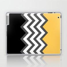 Color Blocked Chevron 6 Laptop & iPad Skin