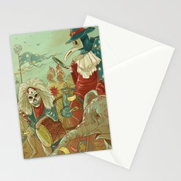 The parade Stationery Cards