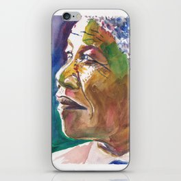 Mandela Abstract iPhone Skin