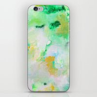 monet iPhone & iPod Skins featuring Monet by acrylikate