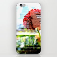 Six Story Dahlia iPhone & iPod Skin