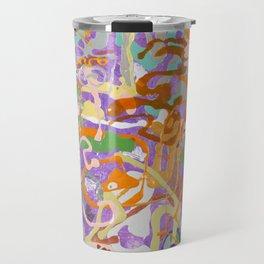 Shamanic Painting 07 Travel Mug