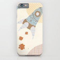 spaceship collage iPhone 6s Slim Case