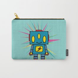 Vintage Kid Robot Carry-All Pouch