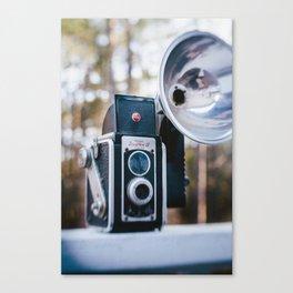 Kodak close up Canvas Print