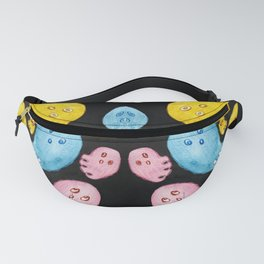 Halloween Ghosts Fanny Pack