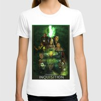 dragon age inquisition T-shirts featuring The Inquisition by Nero749