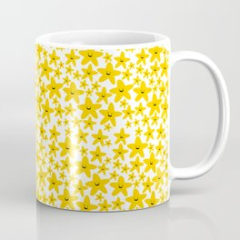 Kawaii Starfish Party Coffee Mug