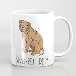Shar-pei Diem Coffee Mug
