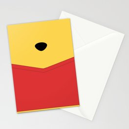 Rumbly in my tummy - Pooh Stationery Cards