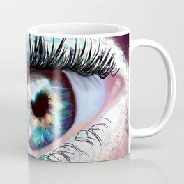 Eye love glitter Coffee Mug